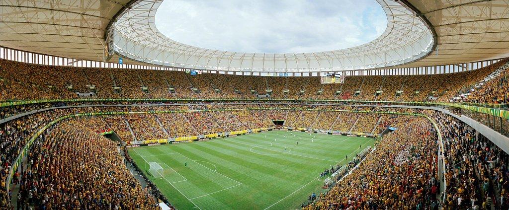 Estadio Nacional Mané Garrincha, Brasilia