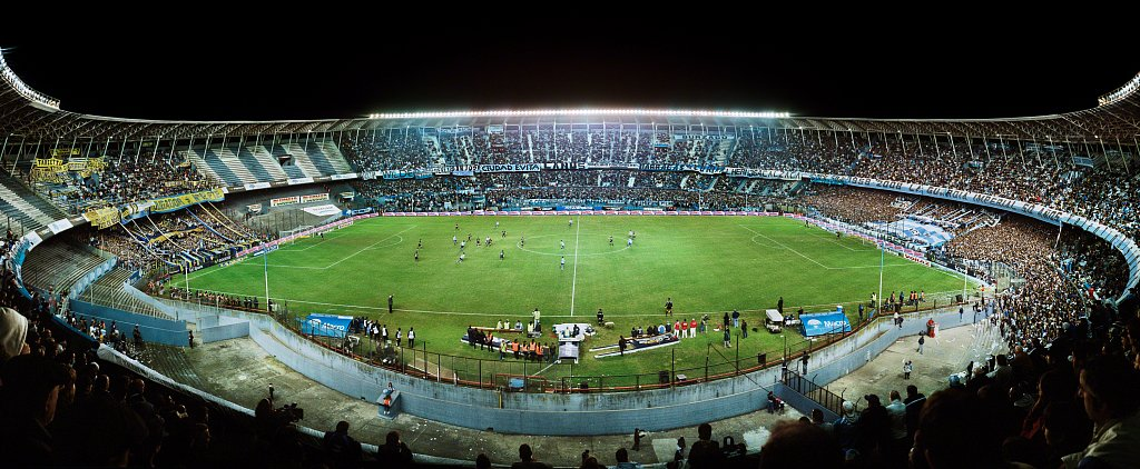 Estadio Juan D. Perón, Avellaneda