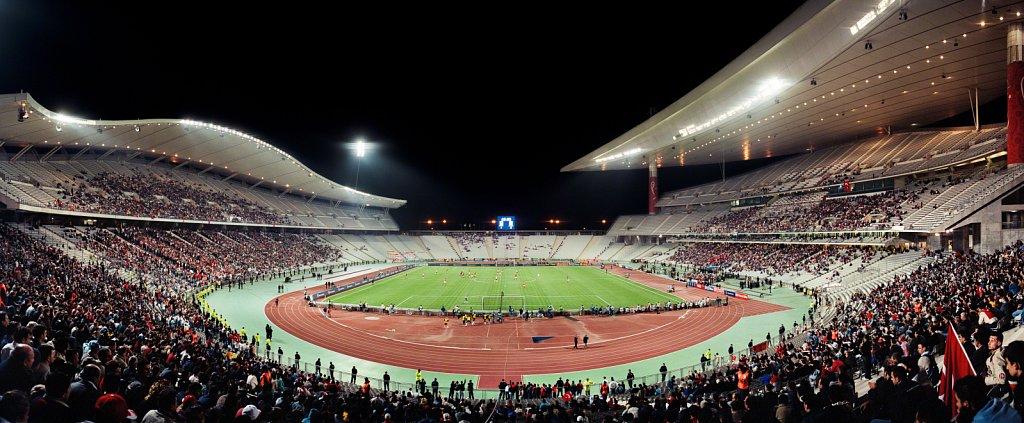 Atatürk Olimpiyat Stadı, Istanbul