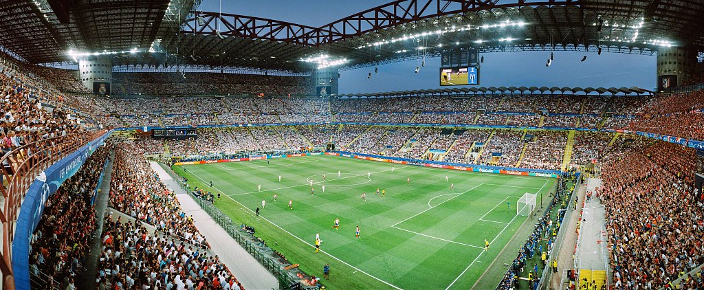 Stadio Giuseppe Meazza, Mailand