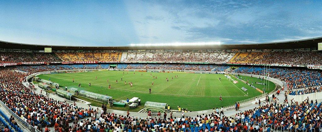 Estadio Maracanã, Rio de Janeiro