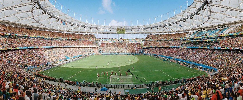 Arena Fonte Nova, Salvador da Bahia