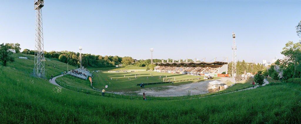 Casino Stadion Hohe Warte, Wien