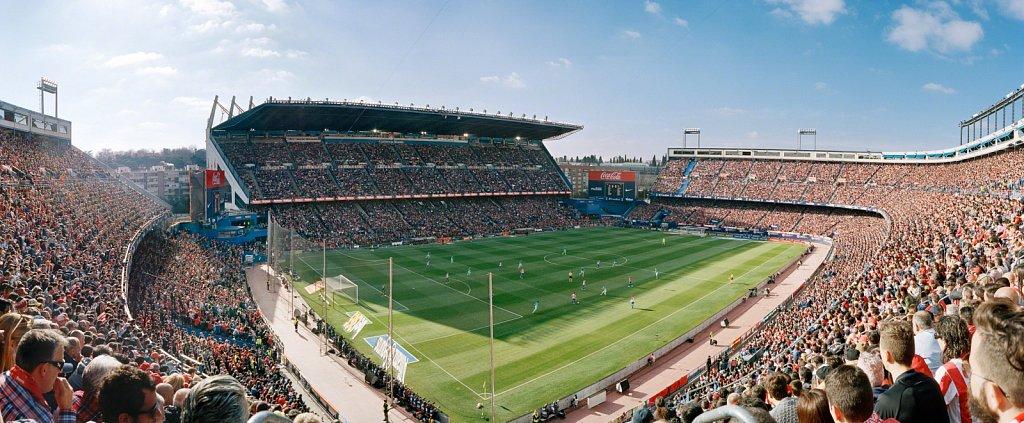 Estadio Vicente Calderón, Madrid